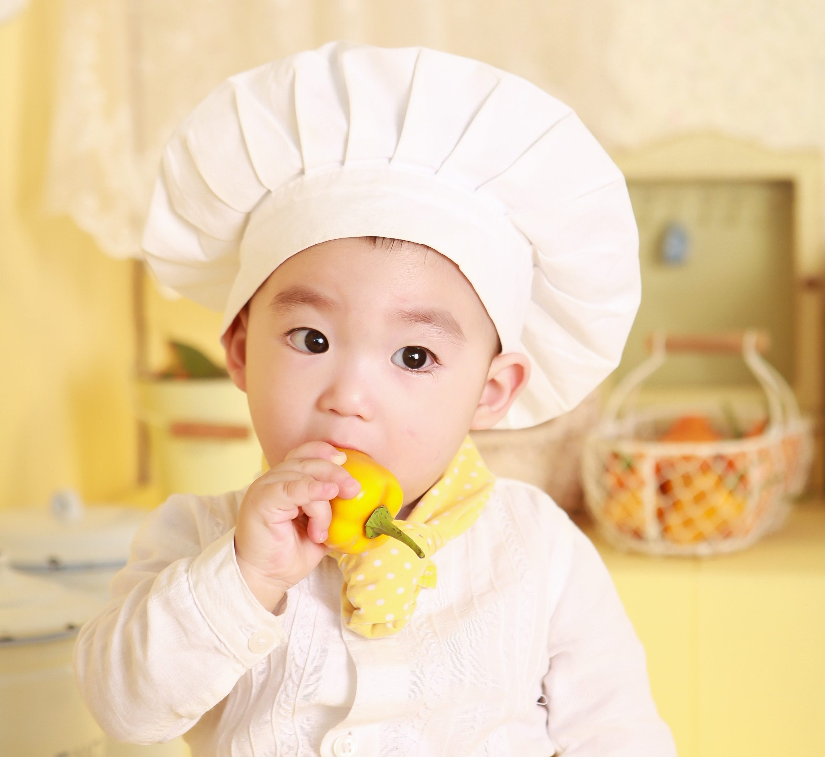 The Healthy Habits Series: Kids in the Kitchen Challenge